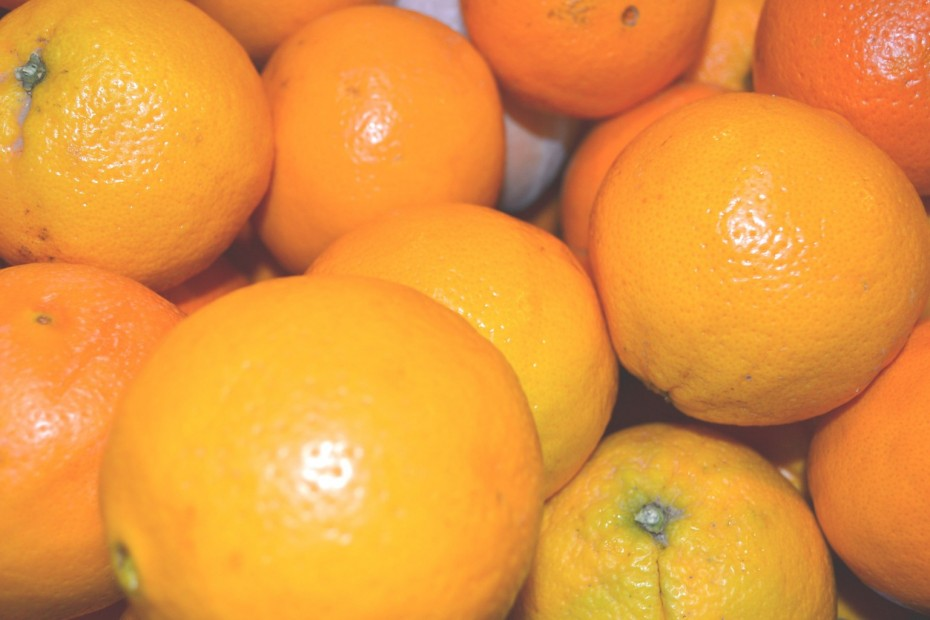 Imagen de Naranja mesa