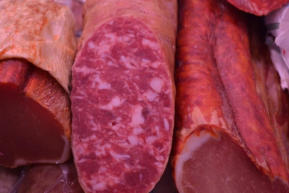 Imagen de Salchichón Ibérico
