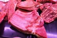 Irresistibles costillas de cerdo del mercado de Almería