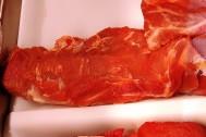 Irresistible solomillo de cerdo del mercado de Almería